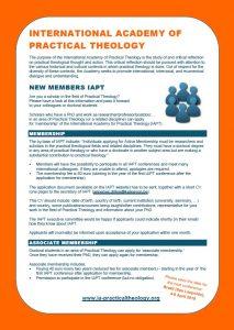New members IAPT